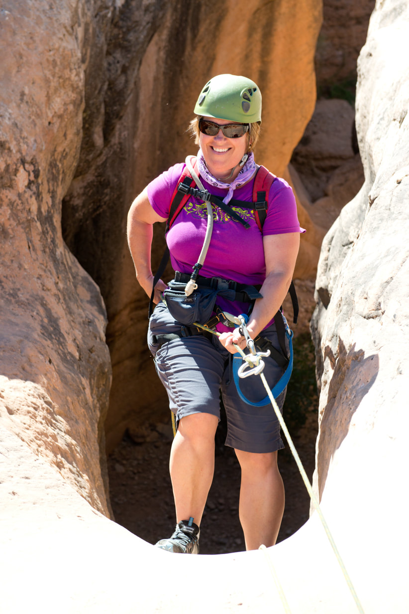 Canyoneering Courses